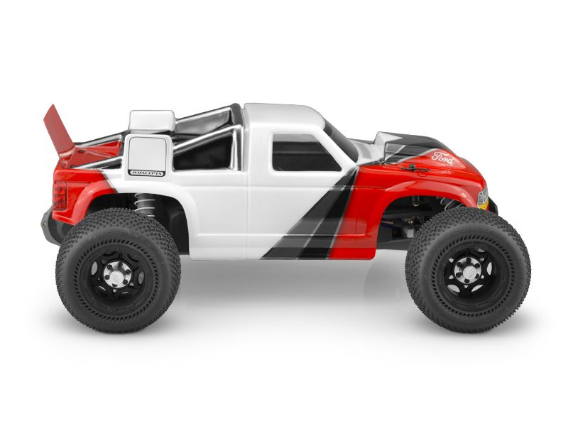 JConcepts 1993 Ford F-150 Body for the Traxxas Rustler VXL - Side