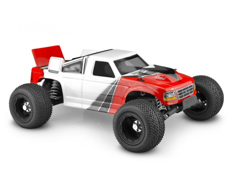 JConcepts 1993 Ford F-150 Body for the Traxxas Rustler VXL