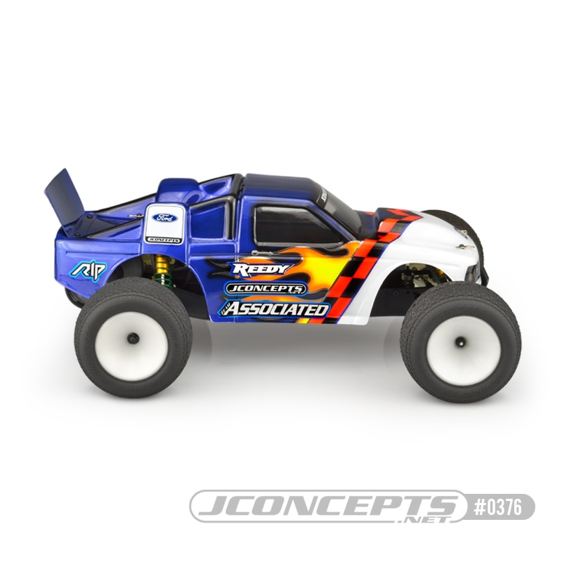 JConcepts 1995 Ford F-150 Team Associated RC10T2 Body - Side