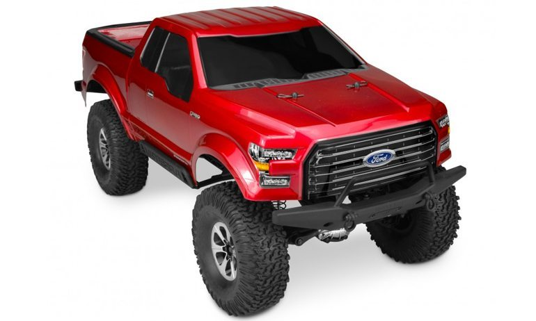 JConcepts 2016 Ford F-150 R/C Scaler Body