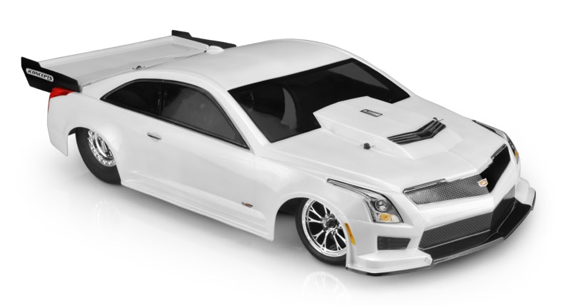 JConcepts 2019 Cadillac ATS-V Street Eliminator R/C Dragster Body