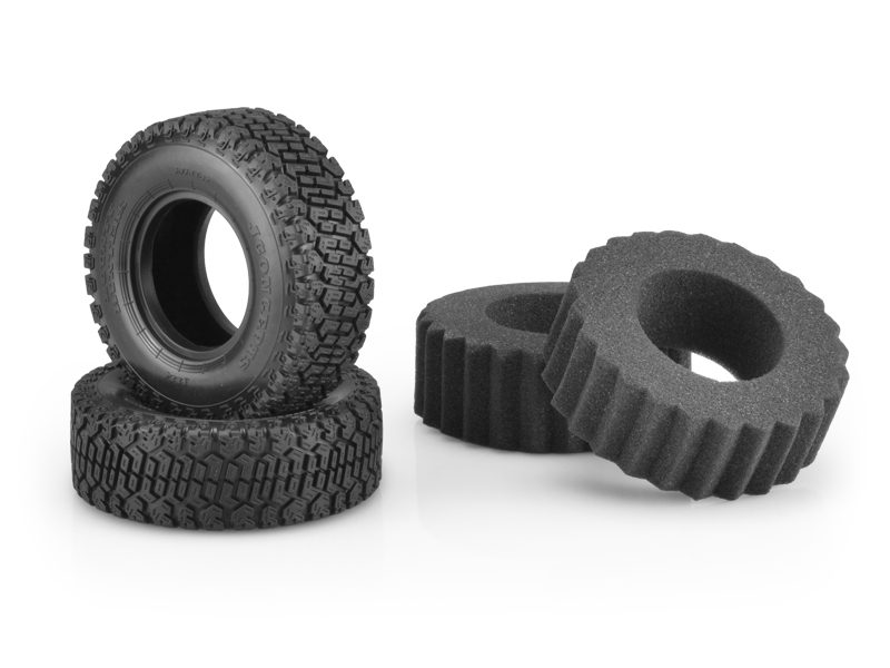 JConcepts Class 1 Bounty Hunters Scale R/C Tires