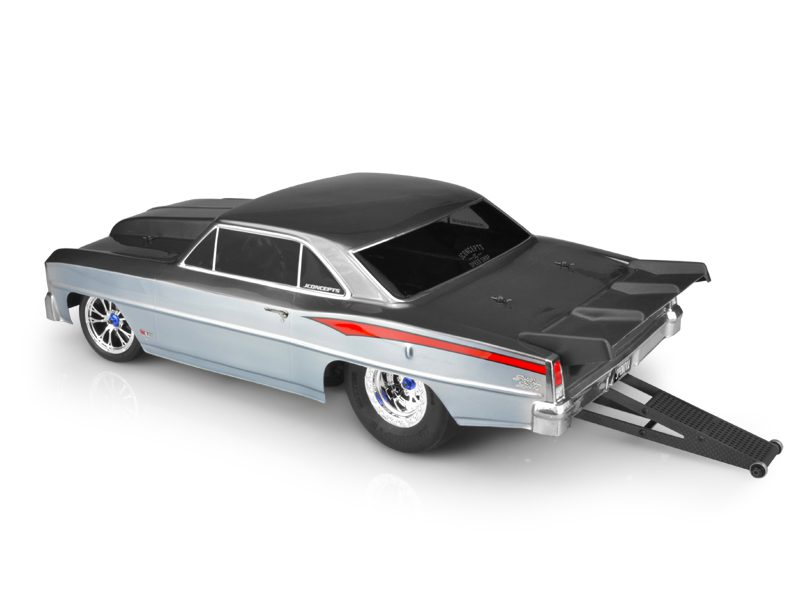 JConcepts Chevy Nova II V2 Body - Rear