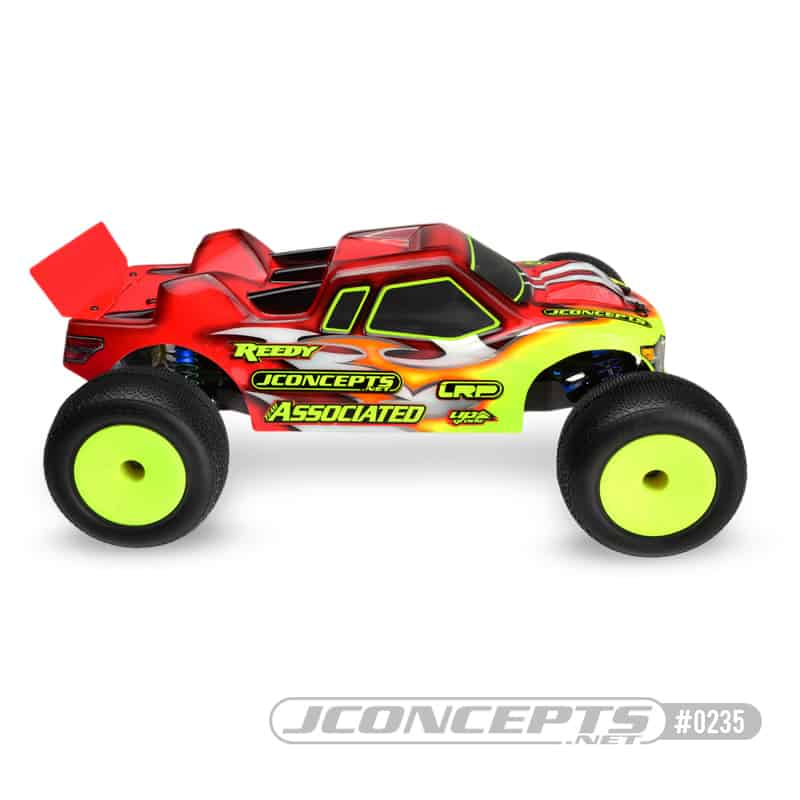 JConcepts Finnisher Body for the Team Associated T4 - Side
