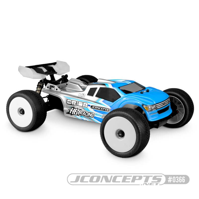 JConcepts Finnisher Body for the HB Racing D817T