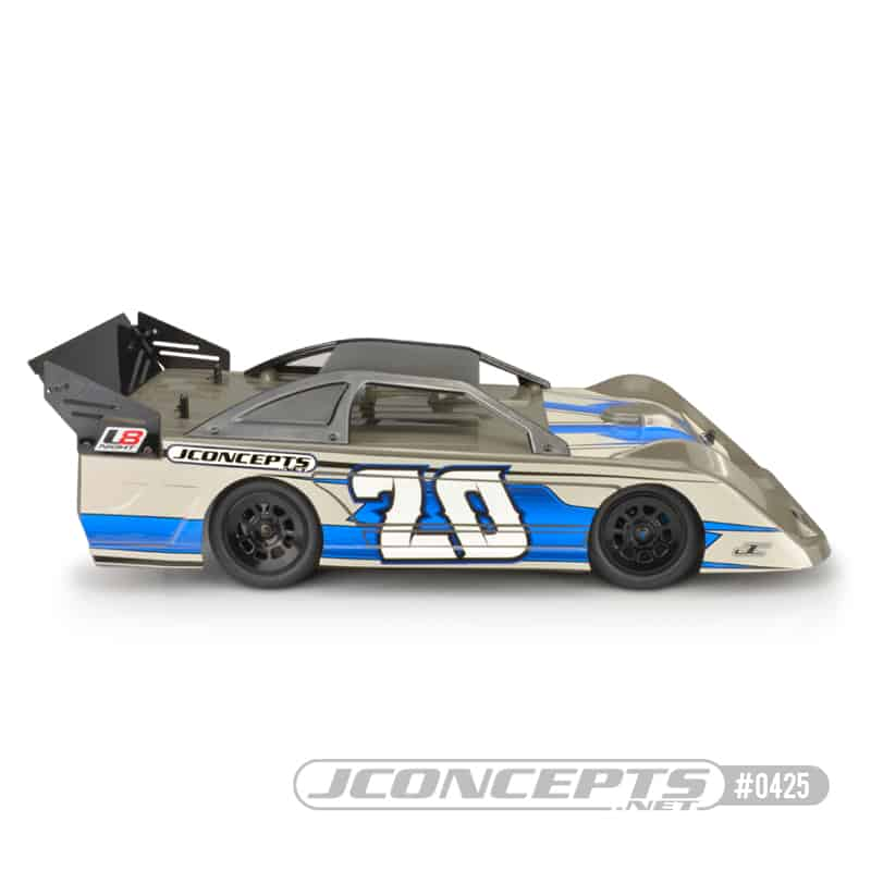 JConcepts L8D Decked Late Model Body - Side