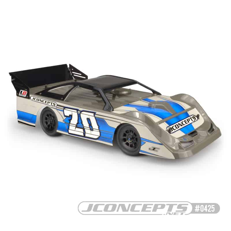 JConcepts L8D Decked Late Model Dirt Oval Body