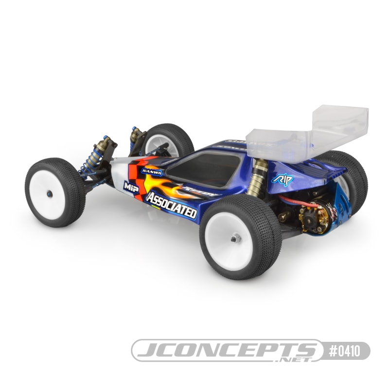JConcepts RCB3 Body - Rear
