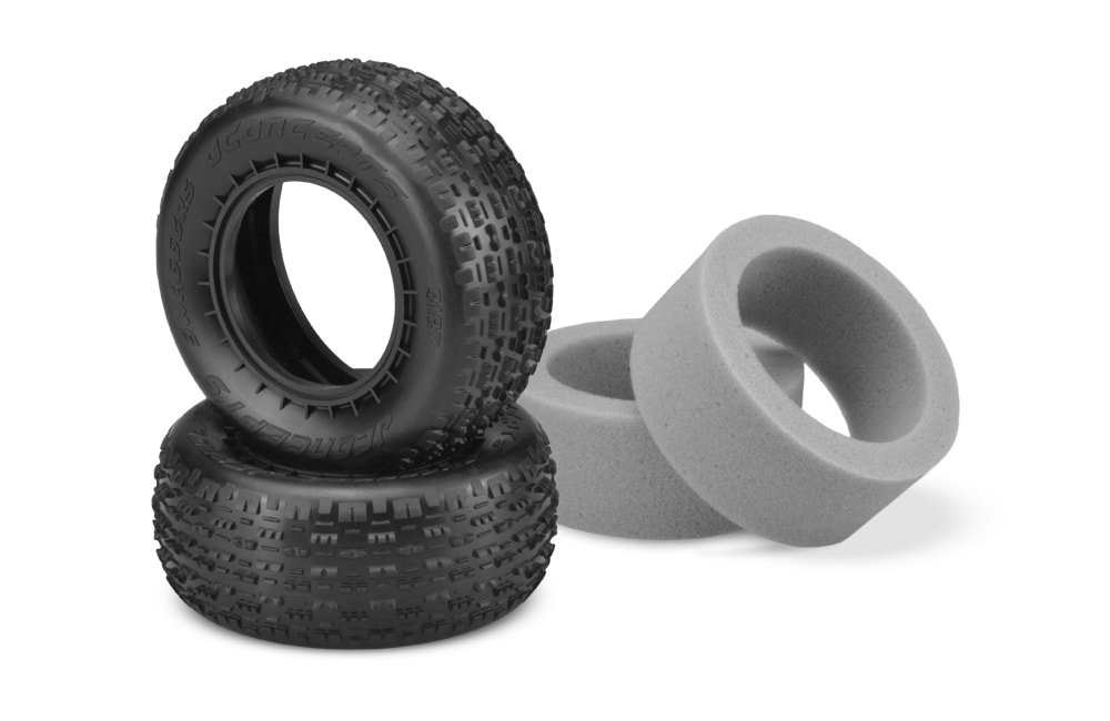 "JConcepts ""Swaggers"" SCT Tires"