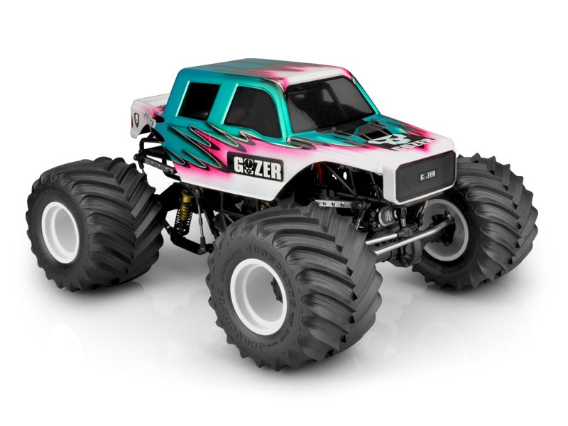 "JConcepts ""The Gozer"" 1/10-scale R/C Monster Truck Body"