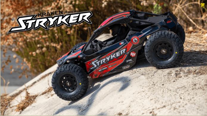 Kraken Stryker RTR - Side