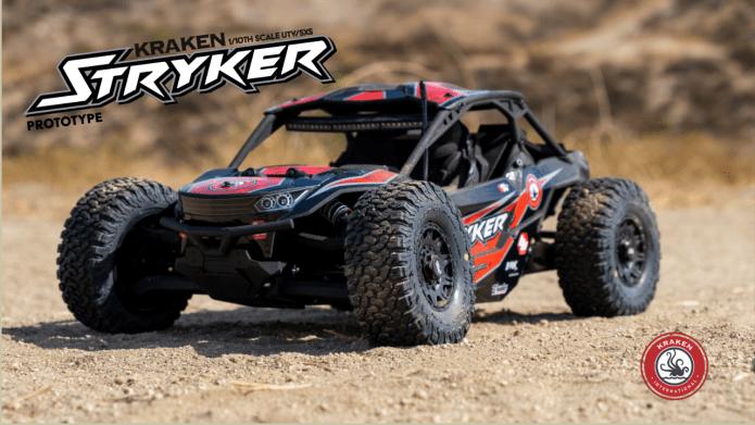 Kraken's Stryker Indiegogo Campaign is Live