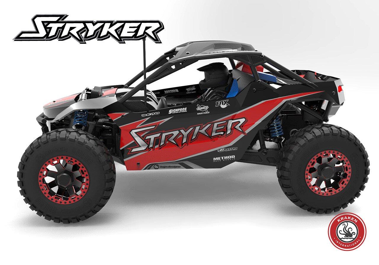 Kraken Stryker - Side