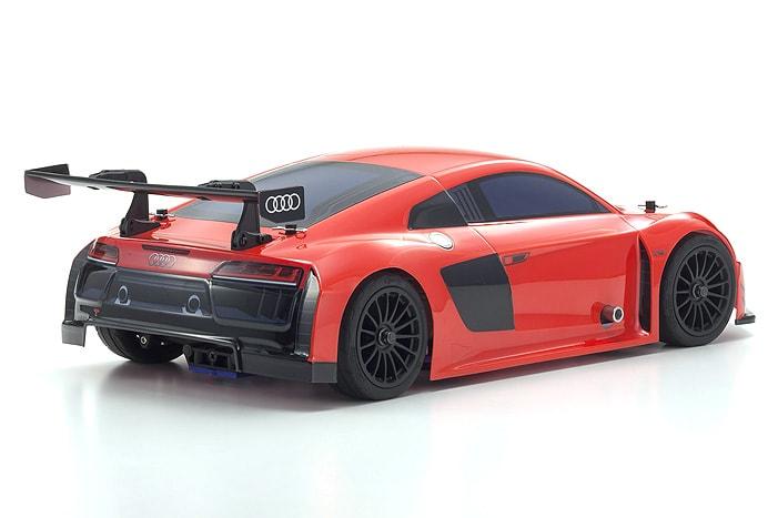 Kyosho Audi R8 LMS Readyset - Rear