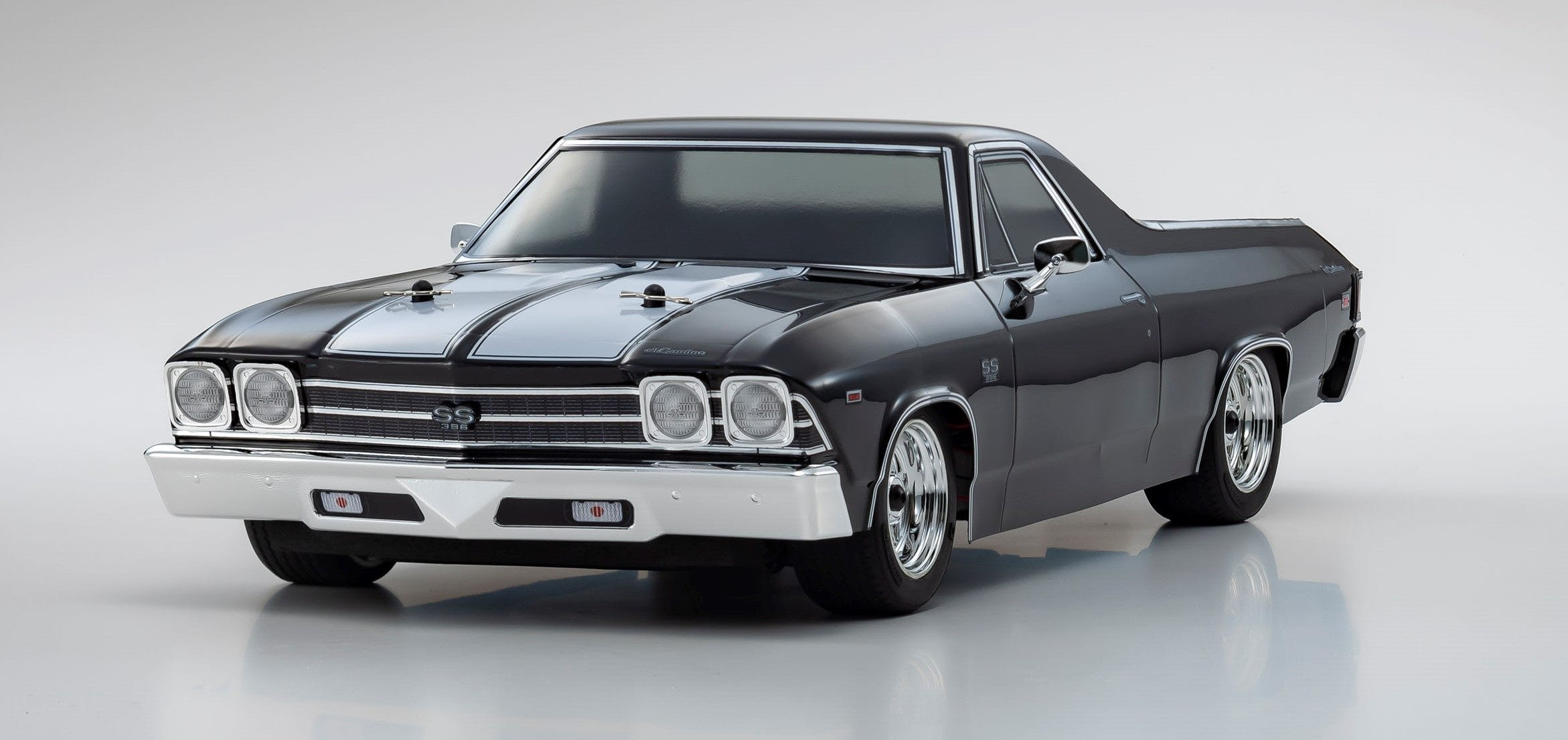 An Old-school Beauty: Kyosho's Fazer MK2 1969 El Camino