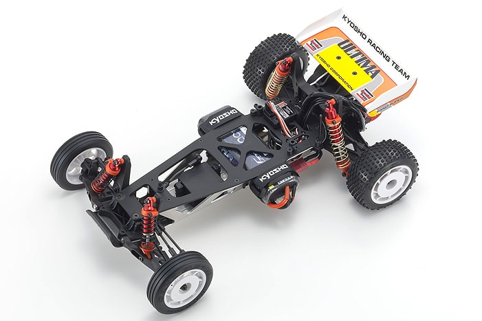 Kyosho EP 2WD Ultima Kit - Chassis