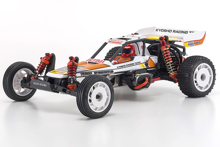 Flashback to the 80's with Kyosho's Ultima Buggy Re-release