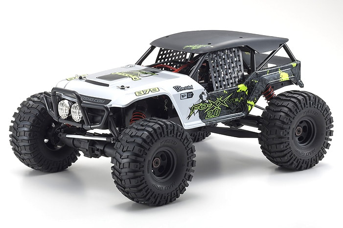 Kyosho FO-XX 2.0 VE Readyset R/C Monster Buggy