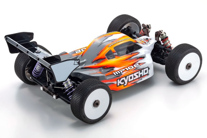 Kyosho Inferno MP10e Buggy Kit - Rear