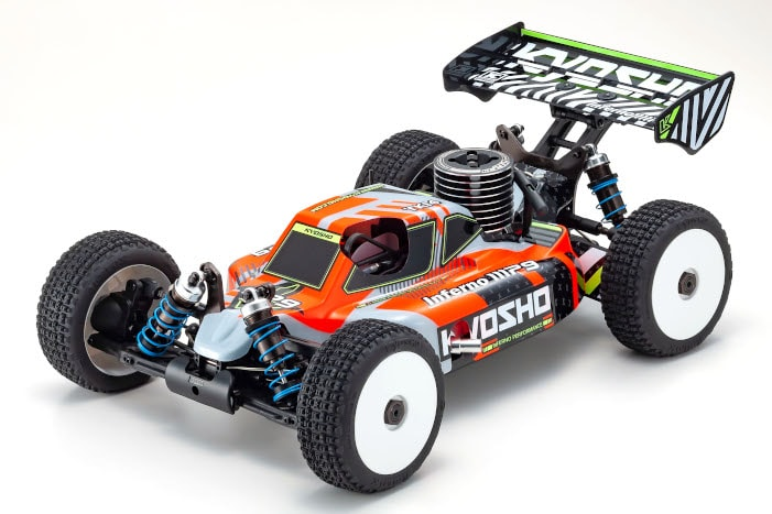 Kyosho Inferno MP9 TK14 V2 1/8-scale Nitro Buggy