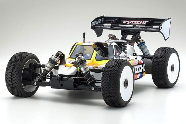 Kyosho Inferno MP9 10th Anniversary Special Edition