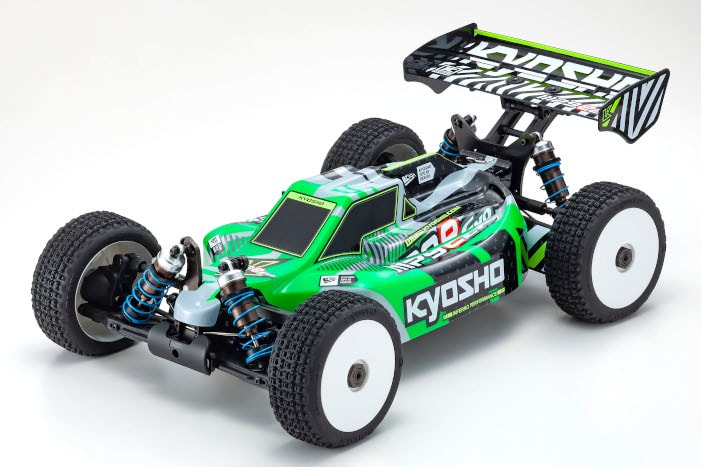 Kyosho Inferno MP9e Evo V2 1/8-scale Electric Buggy
