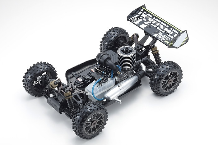 Kyosho Inferno Neo Buggy - Chassis