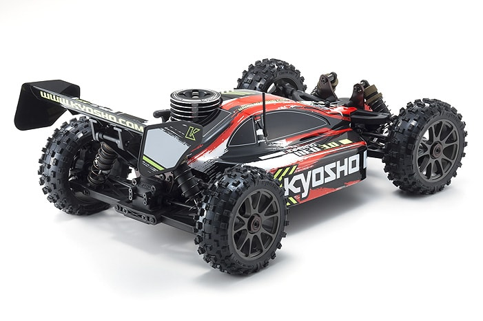 Kyosho Inferno Neo Buggy - Rear