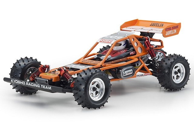 Kyosho Returns to Retro with Their Javelin Buggy Re-release