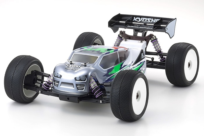Kyosho Inferno MP10T Nitro Truggy