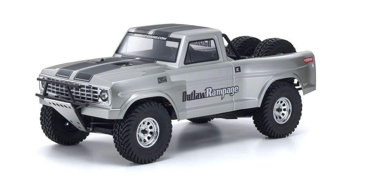 Kyosho Outlaw Rampage Pro ARTR 2WD Trophy Truck