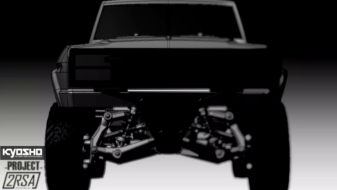 Don't Blink or You Might Miss this Teaser from Kyosho!