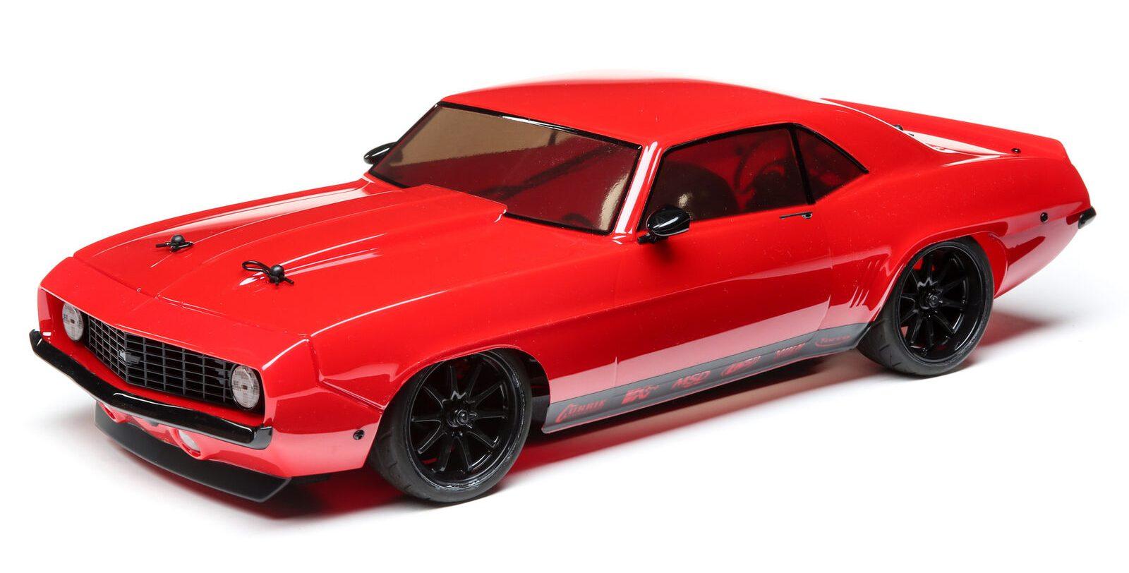 Losi 1969 Chevy Camaro V100 RTR