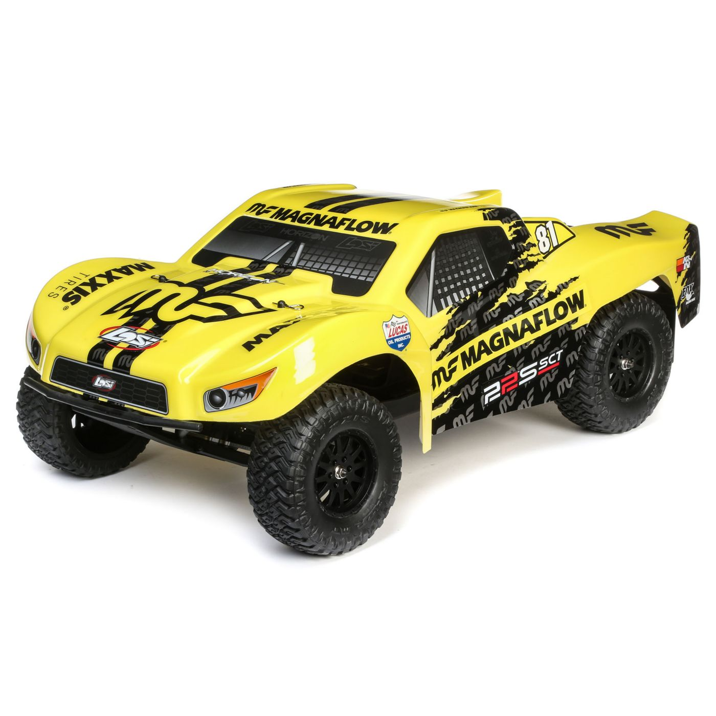 Losi 22S SCT Brushed Short Course Truck