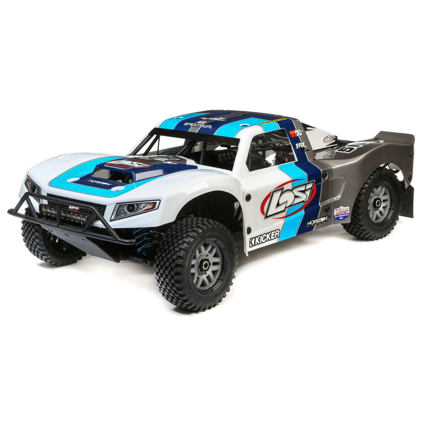 Gas n' Go: Losi 5IVE-T 2.0 BND 1/5-scale Short Course Truck