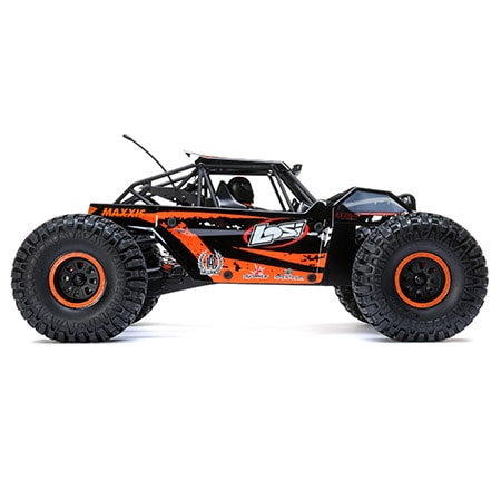 Losi Rock Rey BND - Side