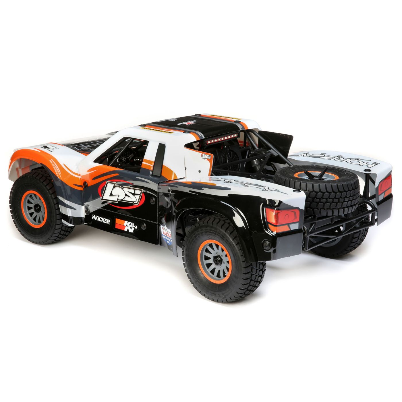 Losi Super Baja Rey BND - Rear