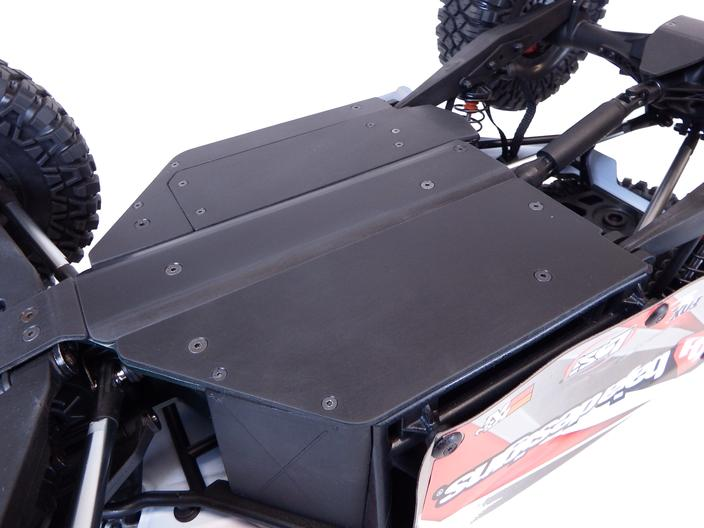 Losi Super Rock Rey Chassis Plate