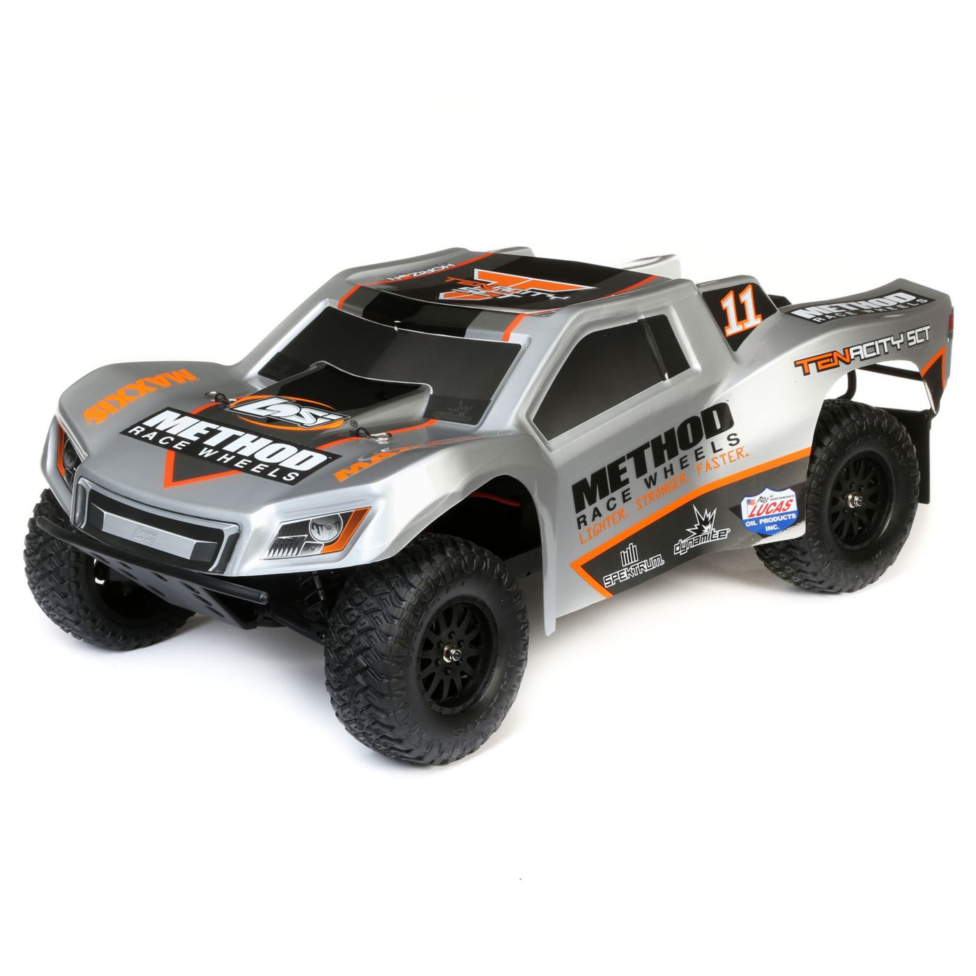Losi Tenacity 4WD SCT Brushed 1/10-scale Short Course Truck
