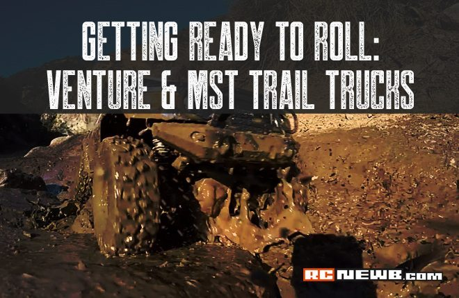 Two New Scale Off-road R/C Brands Will be Hitting the Trail in 2016