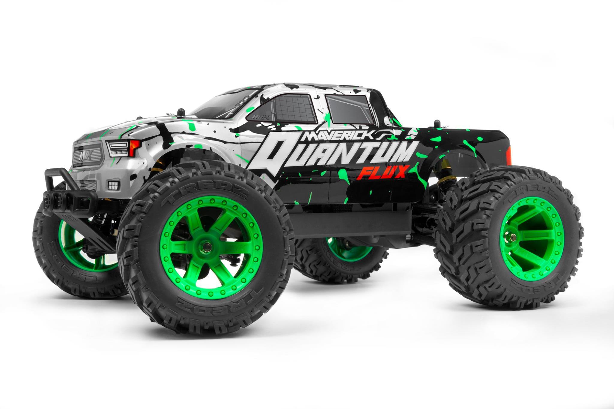 Maverick RC Quantum MT Flux Brushless Monster Truck