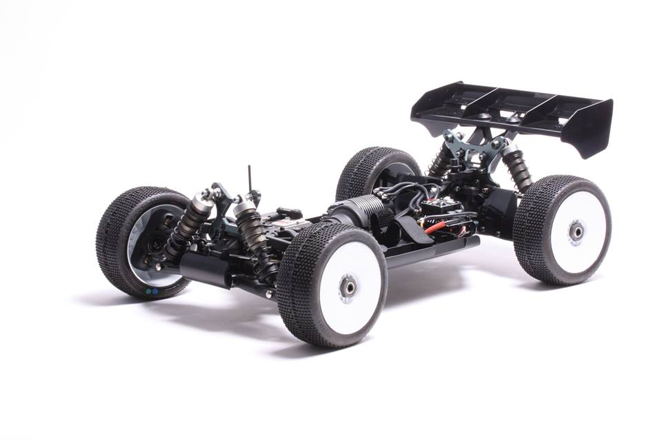 Mugen Seiki MBX8 Eco 1/8-scale R/C Competition Buggy Kit