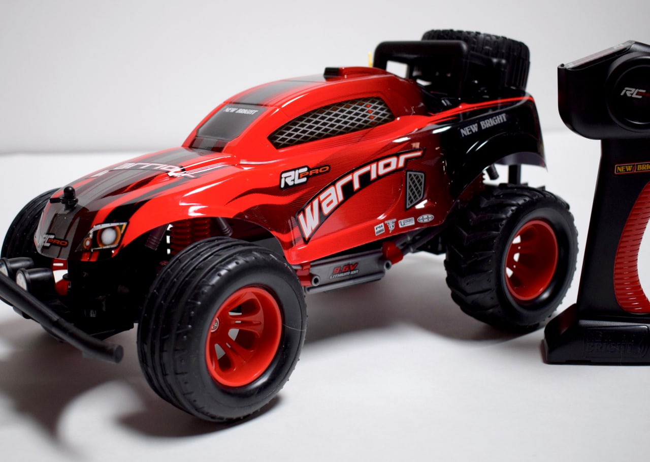 First Impressions: New Bright R/C Pro Warrior