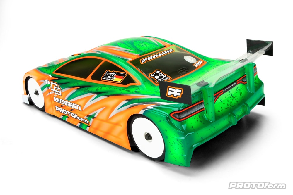 PROTOform D9 190mm Touring Car Body - Rear