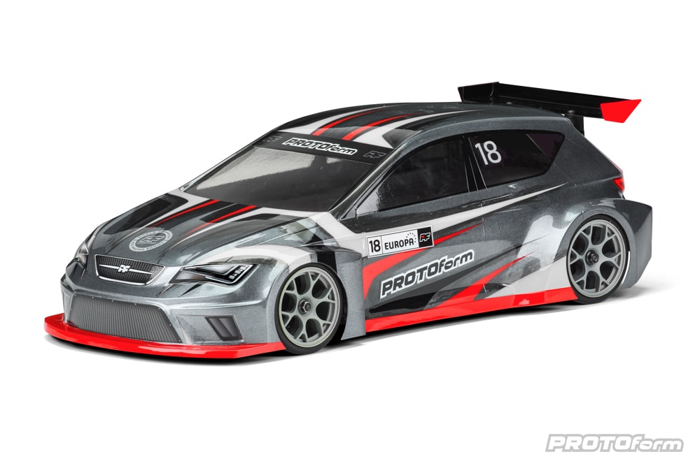 Give Your R/C Touring Car an International Feel with PROTOform's Europa Body
