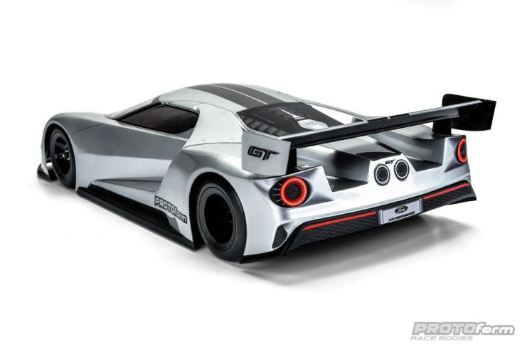 PROTOform Ford GT Pan Car Body Rear
