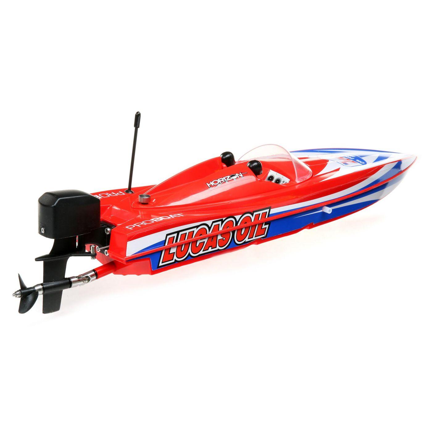 Pro Boat Power Boat Racer - Rear