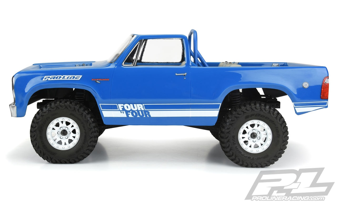 Pro-Line 1977 Dodge Ramcharger Body - Side