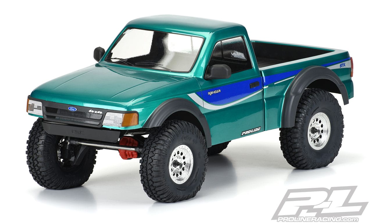Pro-Line 1993 Ford Ranger R/C Crawler Body Set