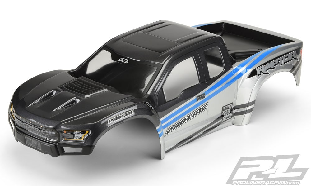 Pro-Line Racing Releases a Pre-Cut/Pre-Painted Traxxas X-Maxx Body